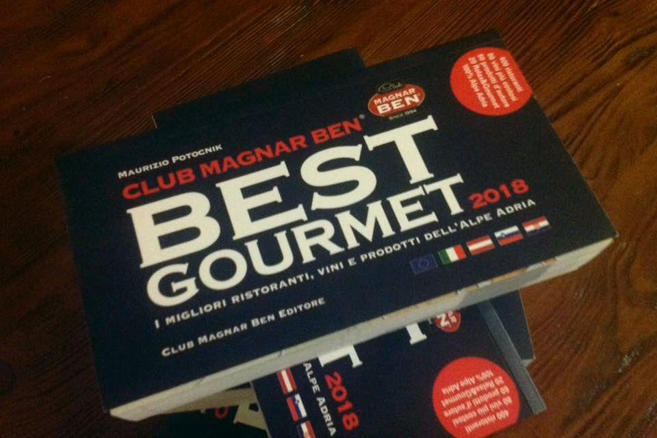 Magnar Ben Guida Best Gourmet - 2018