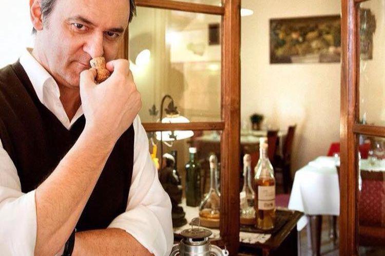 Il Patron Stefano Pazzaglia