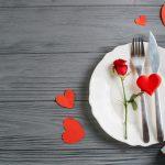 Menù di San Valentino dell'Antica Trattoria Piè del Dos di Gussago