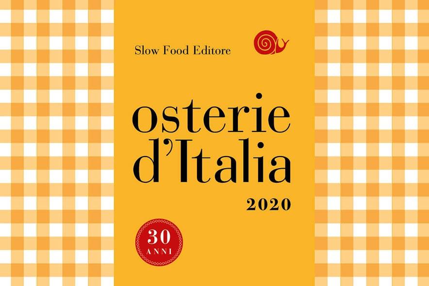 Guida Osteria d'Italia 2020 - Piè del Dos