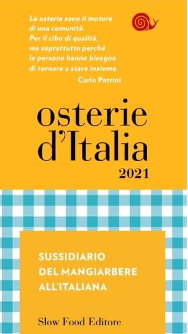 Osterie d'Italia 2021 - Piè del Dos Gussago