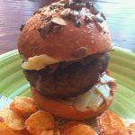 Dosburger della Trattoria Piè del Dos